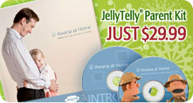 Awana at Home Parent Kit Jelly Telly Edition